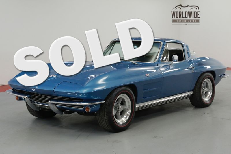1964 Chevrolet CORVETTE 1964 CHEVROLET CORVETTE C2 COUPE 327 4 SPEED  | Denver, CO | Worldwide Vintage Autos