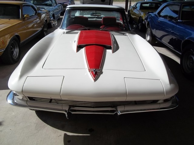 1964 Chevrolet Corvette  Originally 365HP with AC Stingray Liberty Hill, Texas
