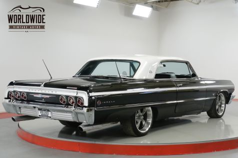 1964 Chevrolet IMPALA  SS.V8 TH350 AUTO DISC BRAKES. MUST SEE!  | Denver, CO | Worldwide Vintage Autos in Denver, CO