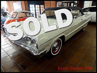 1964 Chevrolet Impala Convertible San Diego, California