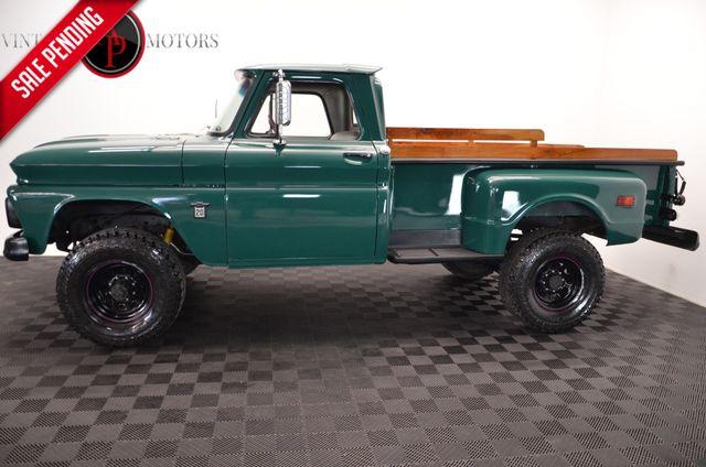 1964 Chevrolet K20 RARE 2 OWNER K20 4X4 in Statesville, NC 28677