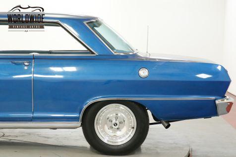 1964 Chevrolet NOVA  SS RESTOMOD HIPO 327 V8 NEW INTERIOR    Denver, CO   Worldwide Vintage Autos in Denver, CO