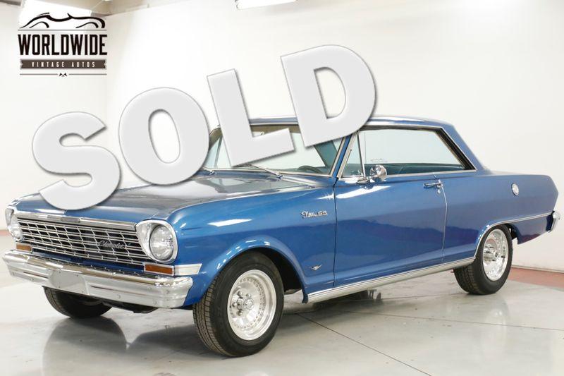 1964 Chevrolet NOVA  SS RESTOMOD HIPO 327 V8 NEW INTERIOR  | Denver, CO | Worldwide Vintage Autos