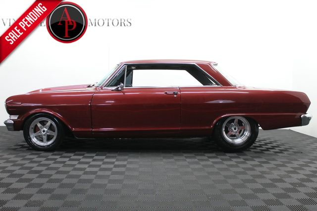 1964 Chevrolet NOVA 406 CI 4 WHEEL DISC