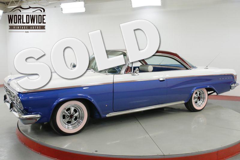 1964 Dodge CUSTOM 880 COUPE MOPAR TRI POWER HOT ROD MUSCLE   Denver, CO   Worldwide Vintage Autos