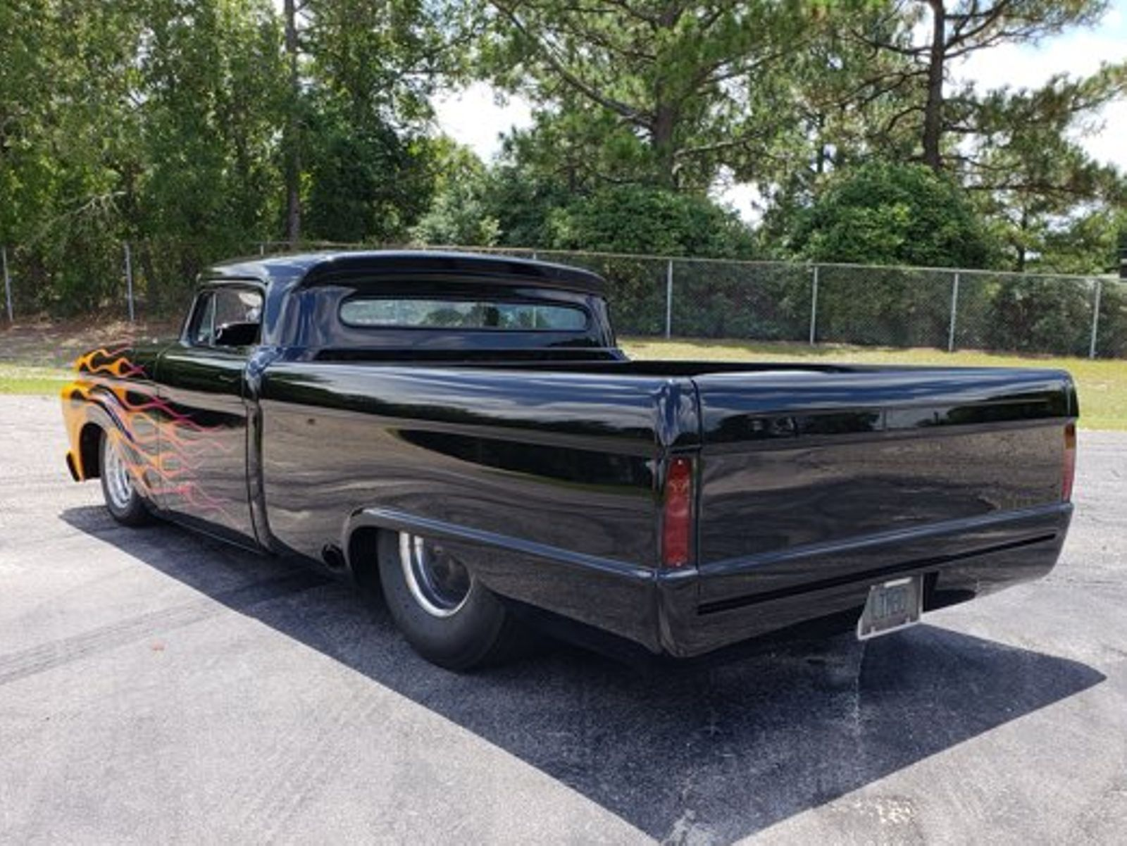 1964 Ford F100 Hot Rod Pickup In Hope Mills Nc