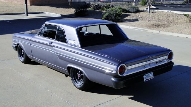 1964 Ford FAIRLANE 500  SPORT COUPE Phoenix, Arizona 4