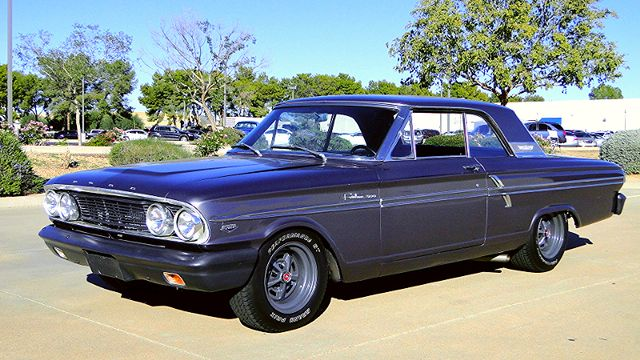 1964 Ford FAIRLANE 500  SPORT COUPE Phoenix, Arizona 12