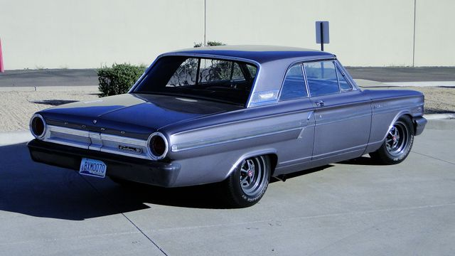 1964 Ford FAIRLANE 500  SPORT COUPE Phoenix, Arizona 11