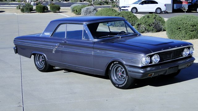 1964 Ford FAIRLANE 500  SPORT COUPE Phoenix, Arizona 10