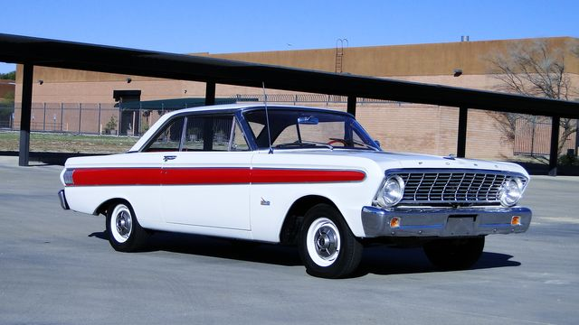 1964 Ford Falcon  Futura Sport Coupe Phoenix, Arizona 12
