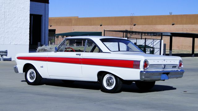 1964 Ford Falcon  Futura Sport Coupe Phoenix, Arizona 14