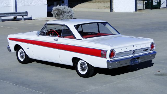 1964 Ford Falcon  Futura Sport Coupe Phoenix, Arizona 6