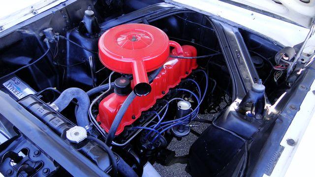 1964 Ford Falcon  Futura Sport Coupe Phoenix, Arizona 3