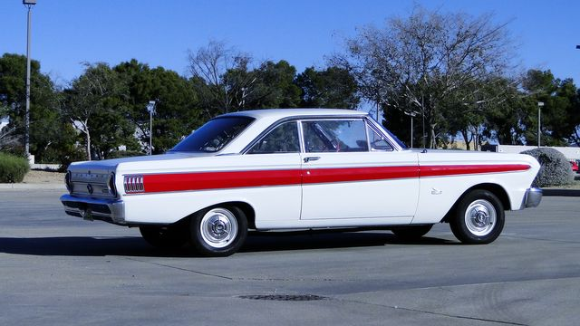 1964 Ford Falcon  Futura Sport Coupe Phoenix, Arizona 11