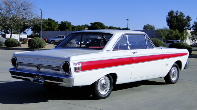 1964 Ford Falcon  Futura Sport Coupe Phoenix, Arizona 4