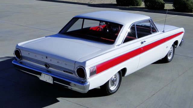 1964 Ford Falcon  Futura Sport Coupe Phoenix, Arizona 16