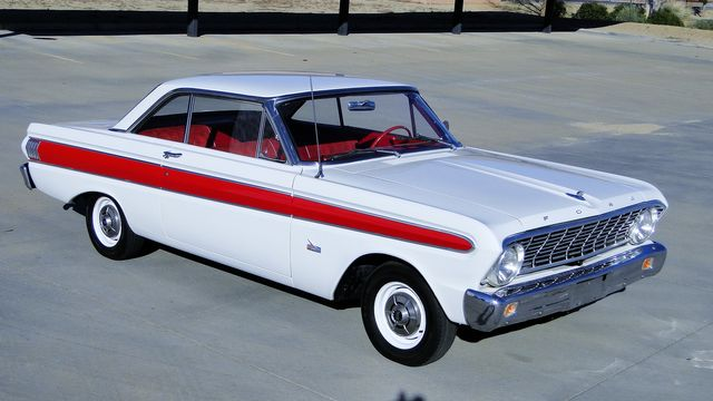 1964 Ford Falcon  Futura Sport Coupe Phoenix, Arizona 8