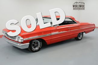 1964 Ford GALAXIE 500 390 V8 4-SPEED FASTBACK MUST SEE | Denver, CO | Worldwide Vintage Autos in Denver CO