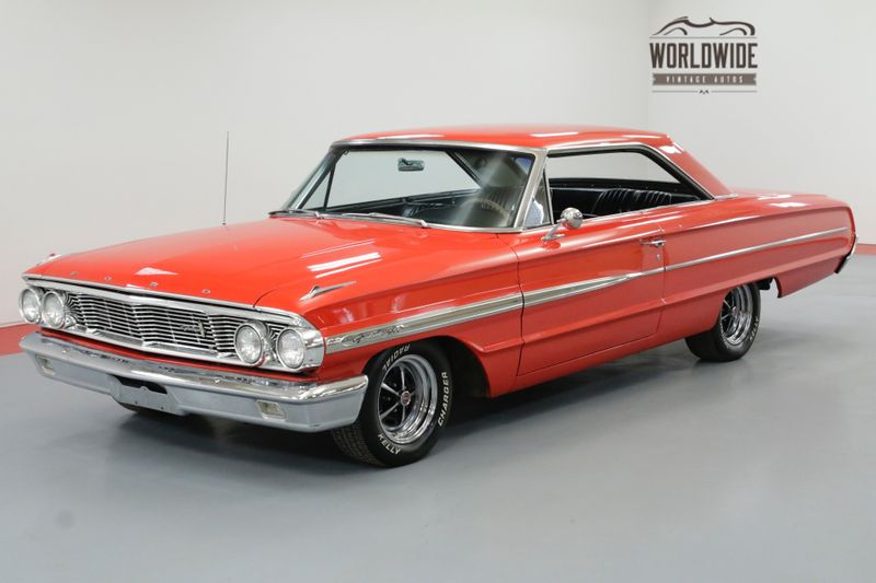1964 Ford GALAXIE 500 390 V8 4-SPEED FASTBACK MUST SEE   Denver, CO   Worldwide Vintage Autos