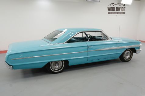 1964 Ford GALAXIE 500 #'S MATCHING 2 DOOR HARDTOP ONE OWNER  | Denver, CO | Worldwide Vintage Autos in Denver, CO