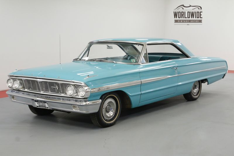 1964 Ford GALAXIE 500 #'S MATCHING 2 DOOR HARDTOP ONE OWNER  | Denver, CO | Worldwide Vintage Autos