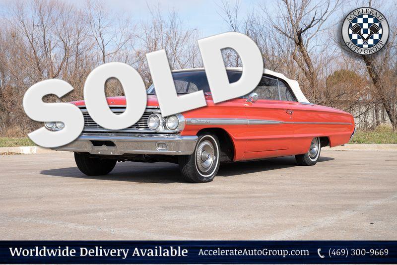 1964 Ford Galaxie 390 in Rowlett Texas