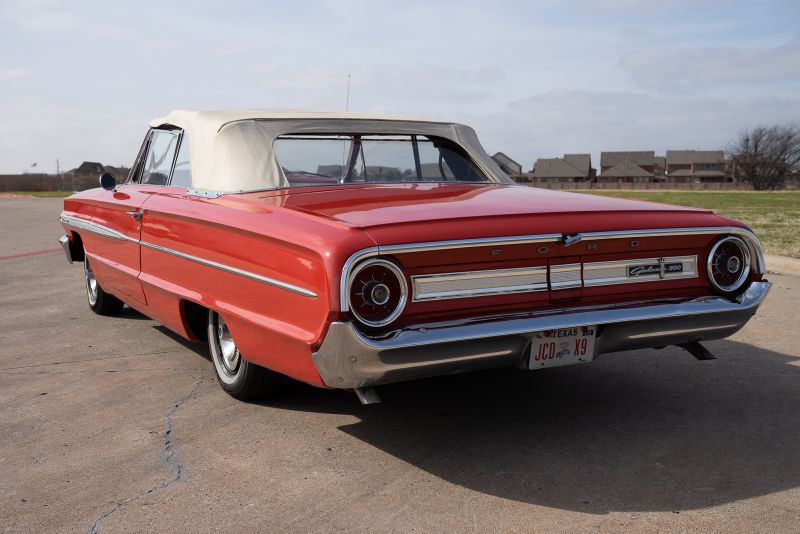 1964 Ford Galaxie 390 in Rowlett, Texas