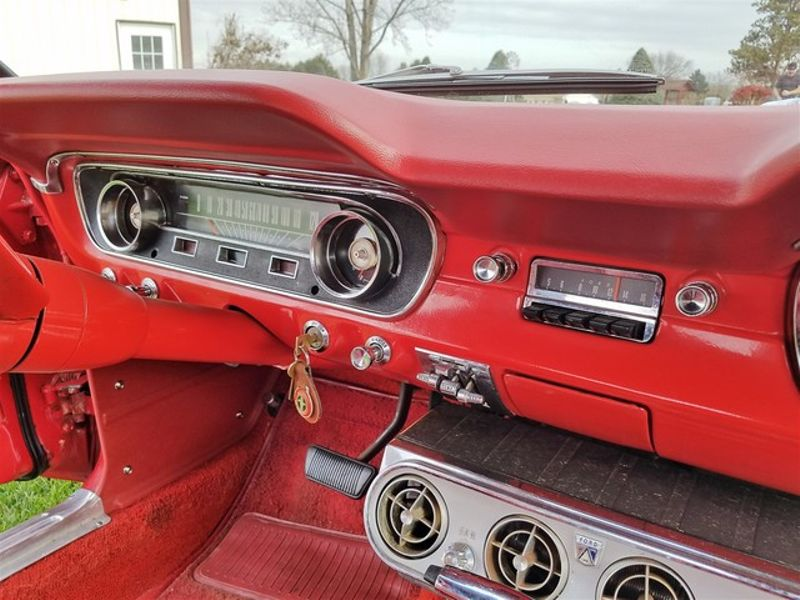 1965 Ford Mustang Convertible 289V8 AC AUTO TRANS in Rowlett, Texas