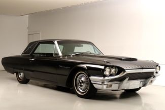 1964 Ford Thunderbird Thunderbird Coupe Triple Black American Classic V8 in Dallas, Texas 75220