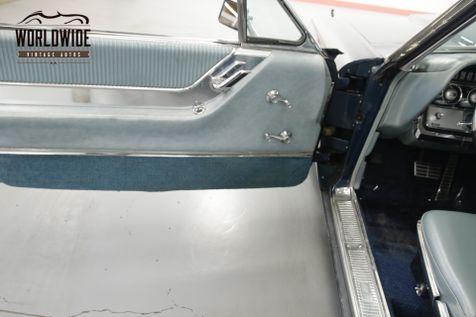 1964 Ford THUNDERBIRD NEW INTERIOR. LOW MILAGE T- BIRD  | Denver, CO | Worldwide Vintage Autos in Denver, CO