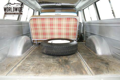 1964 GMC SUBURBAN RESTORED K10 RARE 4x4 COLLECTOR NAPCO | Denver, CO | Worldwide Vintage Autos in Denver, CO