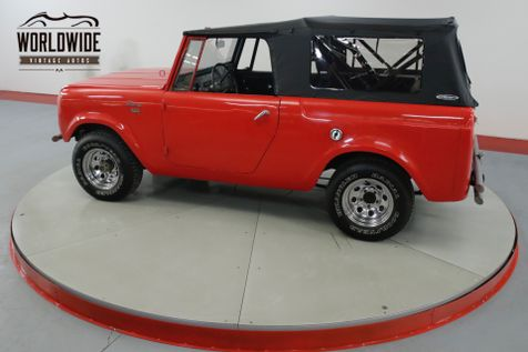 1964 International SCOUT  NEW SOFT TOP- ALL WHEEL DRIVE. CLEAN!    Denver, CO   Worldwide Vintage Autos in Denver, CO