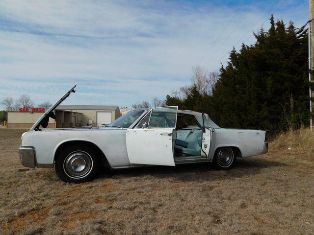 1964 Lincoln 4 DOOR CONVERTIBLE in Mustang, OK 73064