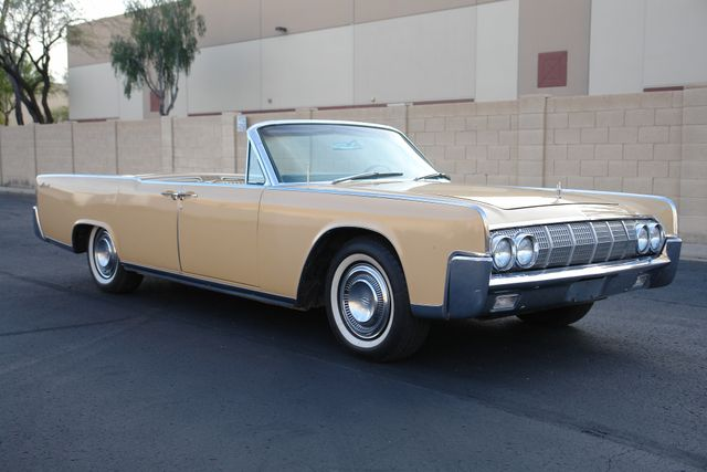 1964 Lincoln Continental Phoenix, AZ 0