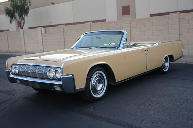 1964 Lincoln Continental Phoenix, AZ 10