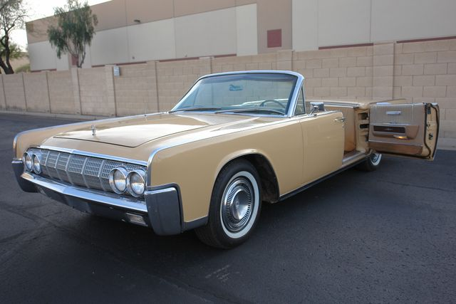 1964 Lincoln Continental Phoenix, AZ 11
