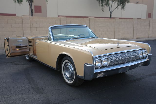 1964 Lincoln Continental Phoenix, AZ 12