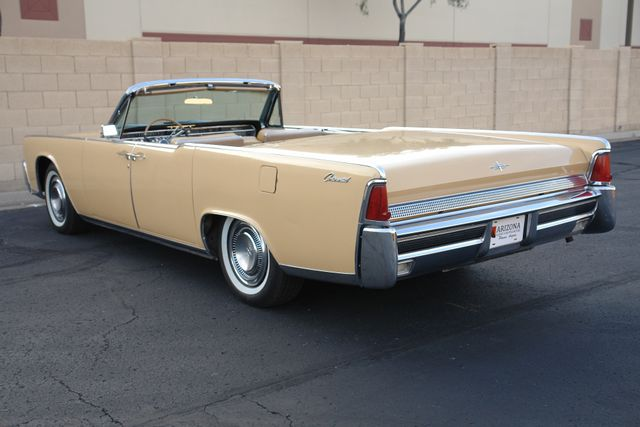 1964 Lincoln Continental Phoenix, AZ 18