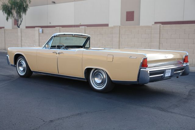 1964 Lincoln Continental Phoenix, AZ 4