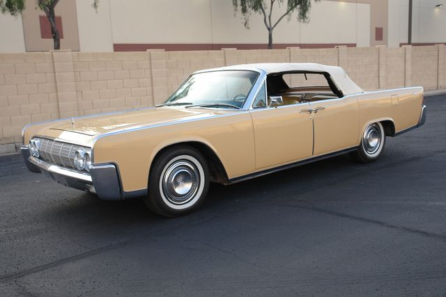 1964 Lincoln Continental Phoenix, AZ 52