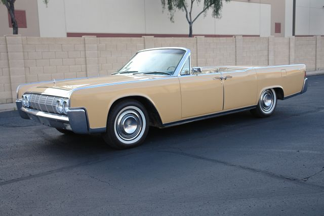 1964 Lincoln Continental Phoenix, AZ 6