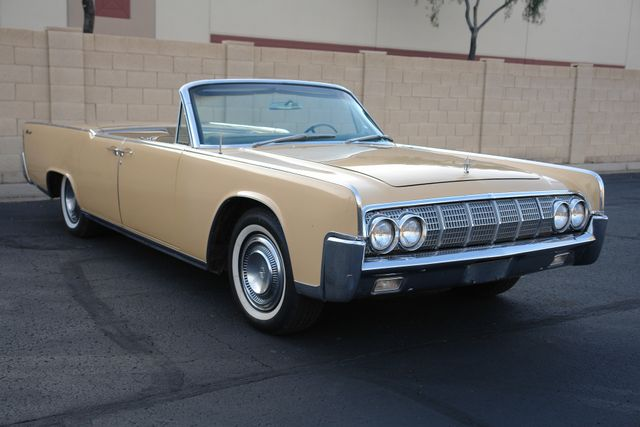 1964 Lincoln Continental Phoenix, AZ 9