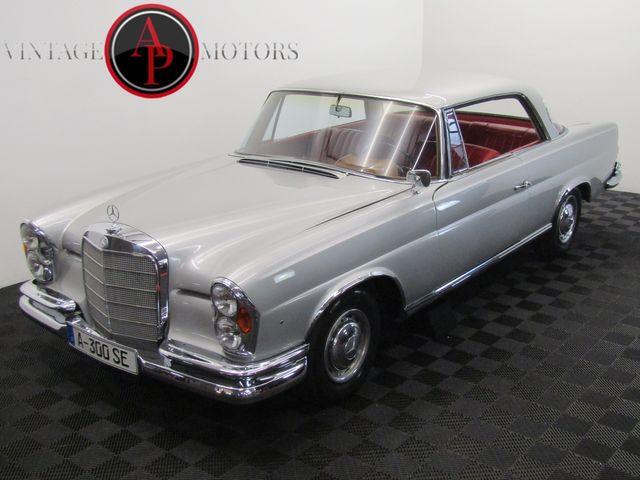 1964 Mercedes 300 SE RESTORED