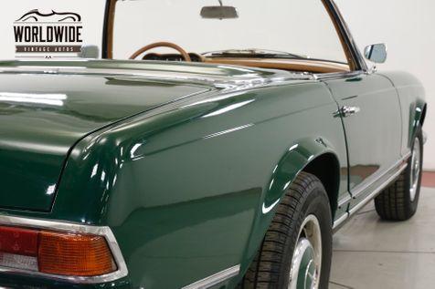 1964 Mercedes-Benz 230SL CONVERTABLE 2300CC ENGINE CHROME PB (VIP) | Denver, CO | Worldwide Vintage Autos in Denver, CO