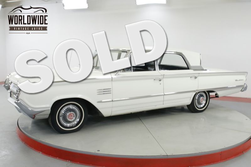 1964 Mercury MONTCLAIR ALL ORIGINAL 390 ENGINE | Denver, CO | Worldwide Vintage Autos