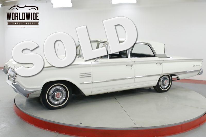 1964 Mercury MONTCLAIR ALL ORIGINAL 390 ENGINE   Denver, CO   Worldwide Vintage Autos