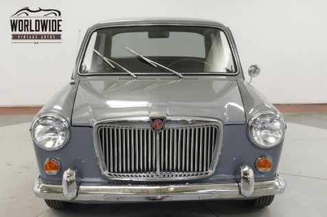 1964 Mg SPORT SEDAN RARE MODEL NEW PAINT RESTORED NEW INTERIOR   | Denver, CO | Worldwide Vintage Autos in Denver, CO