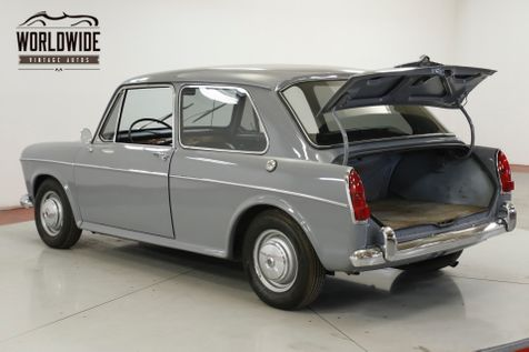 1964 Mg SPORT SEDAN RARE MODEL NEW PAINT RESTORED NEW INTERIOR   | Denver, CO | Worldwide Vintage Autos in Denver, CO