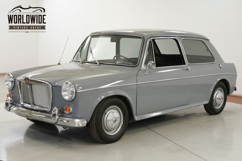 1964 Mg SPORT SEDAN RARE MODEL NEW PAINT RESTORED NEW INTERIOR   | Denver, CO | Worldwide Vintage Autos